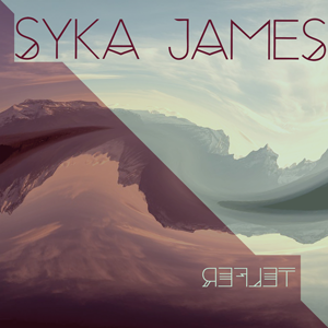 Album, Syka James, Reflet, Pochette