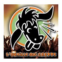 Logo l'oreille qui gratte Agora FM